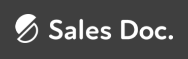 画像に alt 属性が指定されていません。ファイル名: Sales-Docロゴ.png